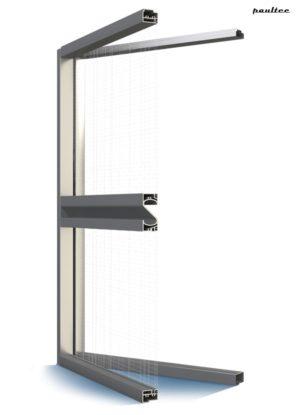 Türen Fliegengitter - Insektenschutz & Moskitonetze zum drehen öffnen