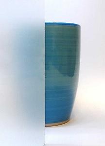 Holzfenster Ornamentglas Verglasung